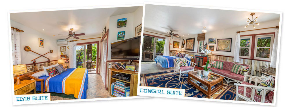 Hanalei Surfboard House Suites